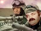Sticker sniper guerre