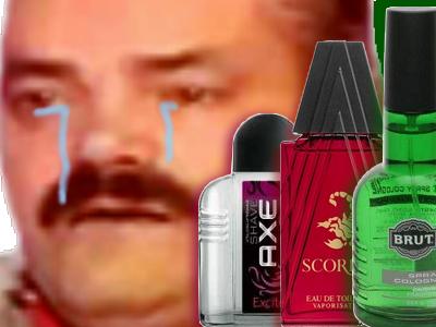 Sticker cadeau noel noel parfum scorpio axe brut playboy prolo prolix tv pauvre triste