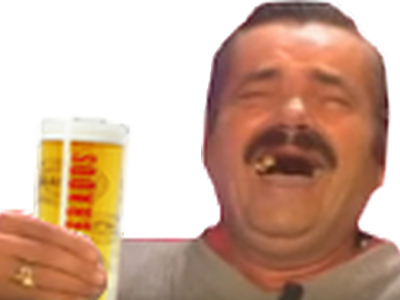 Sticker biere biere despe desperados rire a la tienne blonde brune rousse ambree beer alcool verre canon mousse