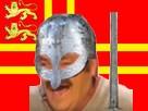 Sticker normands viking breton en pls
