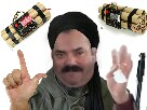 Sticker djihadiste terroriste daesh