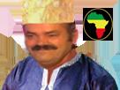 Sticker afrique cestlepayscaheeeeee mafe risitas bled