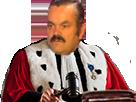 Sticker guillotine peine de mort justice juge