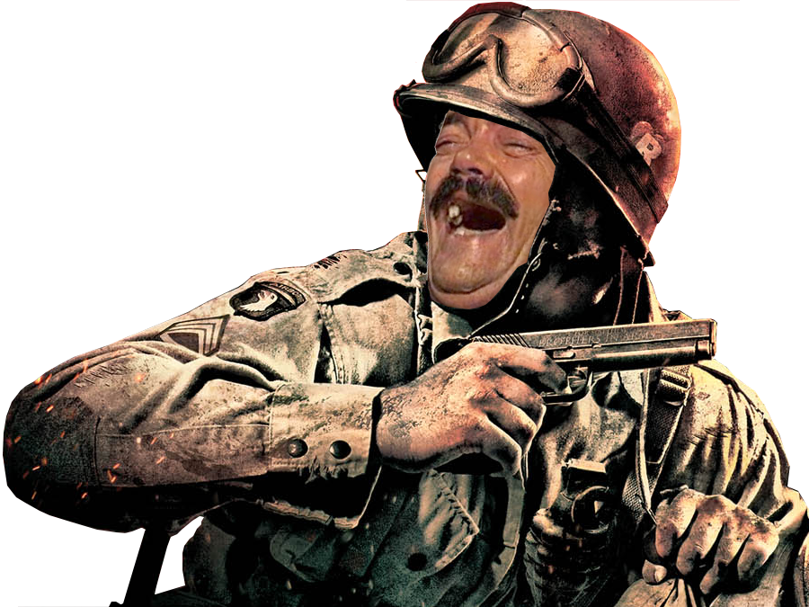 Sticker guerre ww3 war mondiale world pistolet soldat combat