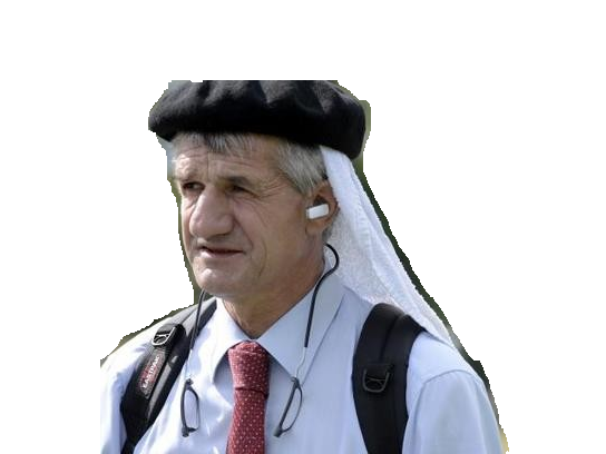 Sticker jean lassalle