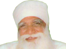 Sticker papa guruji grand pere ancien vieux vieillard indien inde pere