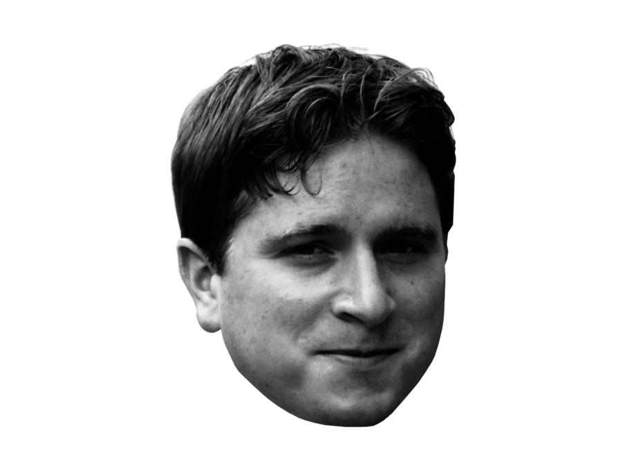 Sticker kappa twitch internet meme ironie sourire regard noir et blanc drole