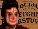 Sticker jesus demon diable djin esprit malin fantome shetan clown ouija invocation dilemme