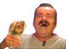 Sticker risitas kebab cimer chef