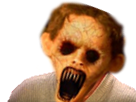 Sticker peur screamer
