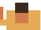Sticker jesus cubisme 2d rire rigoler