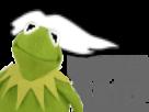 Sticker kermit master race