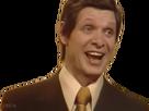 Sticker trololo guy rire aux eclats moquerie