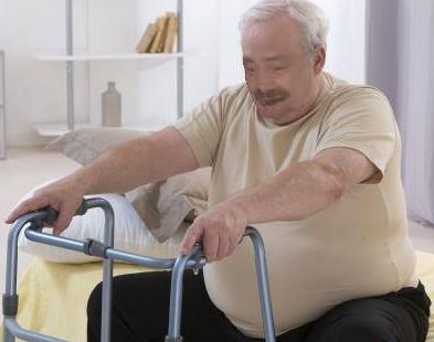 Sticker risitas gros obese retraite vieux fat