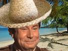 Sticker risitas antilles martinique guadeloupe plage vacances soleil