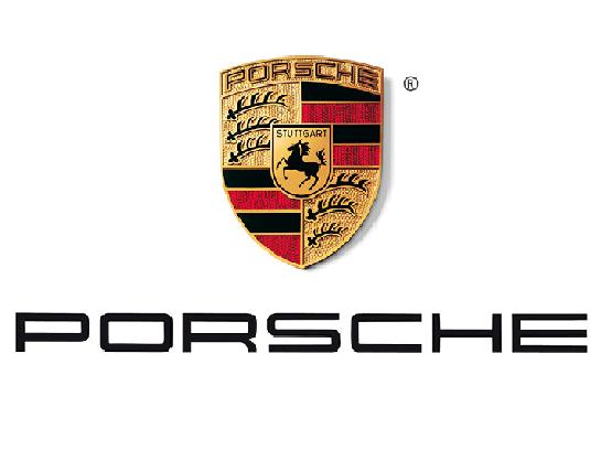 Sticker porsche stuttgart gamos allemand forum auto automobile voiture luxe marque sport florinw
