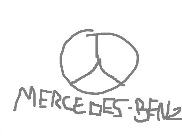 Sticker mercedes gamos allemand eco plus forum auto automobile marque voiture florinw
