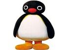 Sticker pingu pingouin neutre