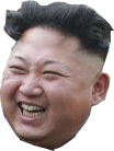 Sticker kim jong un dictateur lol mdr