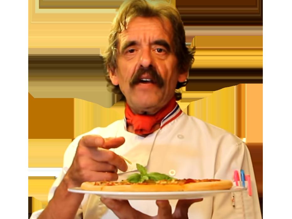 Sticker chef michel dumas cimer putain snif table 55