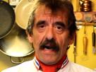 Sticker chef michel dumas cimer putain snif table 55 comme ca