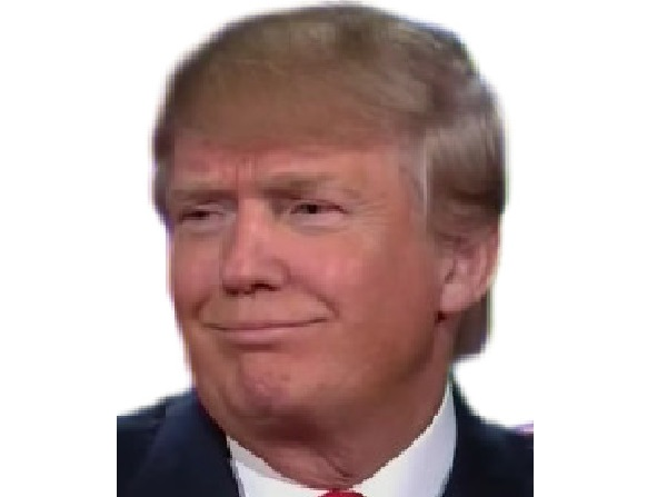 Sticker president trump usa