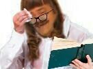 Sticker etudiant sueur stress ecole livre etude fac lunette travail universite etudier lire
