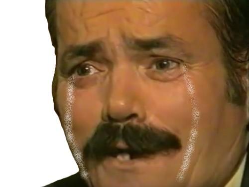 Sticker risitas pleur pleurs larmes larme