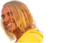 Sticker brice jvc officiel sourire bg