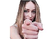 Sticker alycia debnam carey the 100 ftwd doigt designer i want you uncle sam