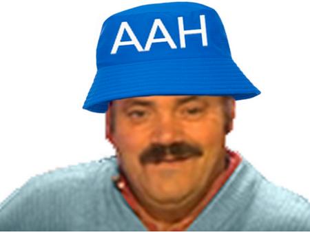 Sticker risitas aah rsa riche handicape argent rire fou bob casquette chapeau issou chancla elite defonce