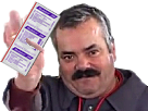 Sticker modafinil mdfn medicament medicament drogue drog drug risitas papier emballage