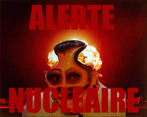 Sticker risitas demon wtf extraterreste alerte nucleaire