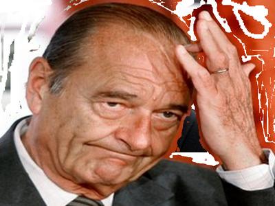 Sticker chirac gaffe tete erreur merde bourde president lr patron oublie pere faute