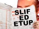 Sticker anti ban papier journaux fils de pute insulte obsene