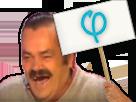 Sticker panneau politique lfi la france insoumise jean luc jean luc melenchon