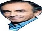 Sticker zemmour eric chronique animateur ecrivain oui juif jecoute petit
