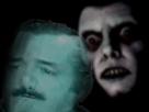 Sticker purgatoire enfer demon pazuzu hell alerte fantome mort esprit poltergeiste ouija sheitan shetan