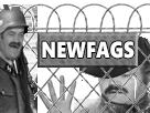 Sticker newfag immigre immigration mur summerfag trump pepe barriere barbele