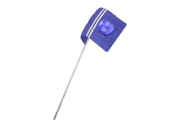 Sticker servissou drapeau hunger games serviette