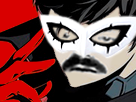 Sticker risitas heros protagoniste persona 5 ps4 ps3 atlus