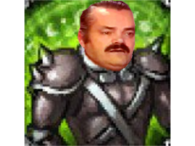 Sticker league of legends lol risitas visage spirituel armure magique tank item magie pv resistance