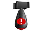 Sticker ddb atome purification ban signal gouv usa bombe atomique gilbert