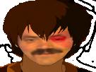 Sticker avatar zuko fire feu