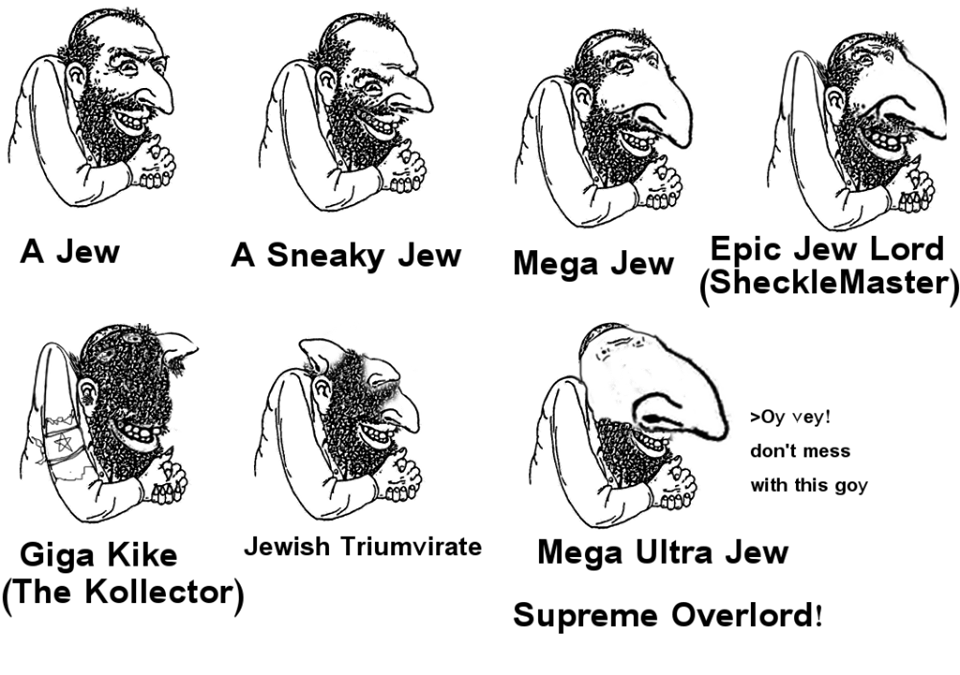 Sticker skyrim thalmor juif