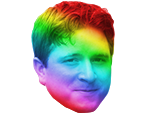 Sticker other twitch tv television stream emote emoticone kappapride