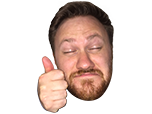 Sticker other twitch tv television stream emote emoticone seemsgood