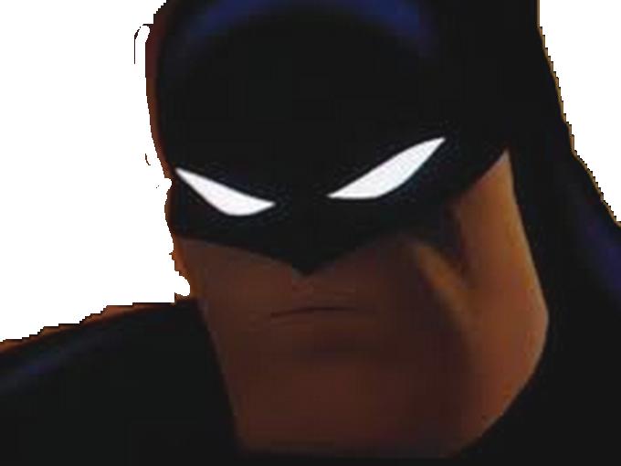 Sticker other batman signaleur venere enerver grr sombre dark