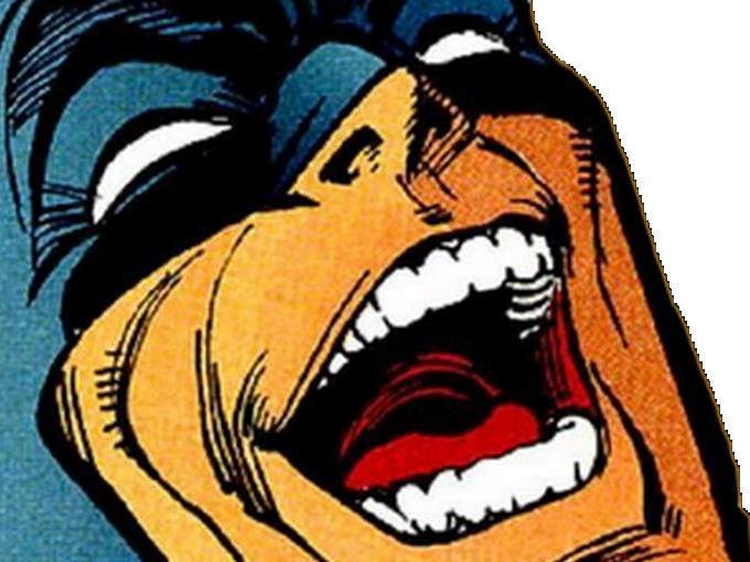 Sticker other batman signaleur rire hahaha lol