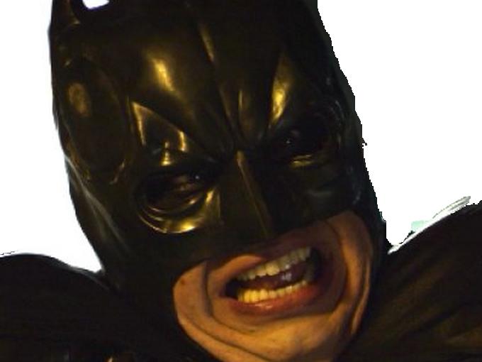 Sticker other batman signaleur snif slurp